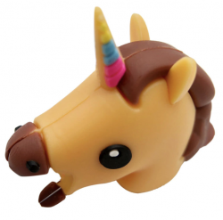 licorne marron miam cable original