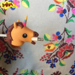 miam cable licorne marron 2
