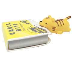 cable iphone android animal tigre