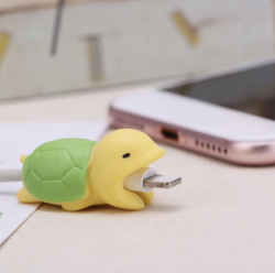 accessoire mobile tortue iphone